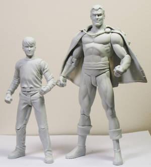 Capt. Marvel/ Billy Batson