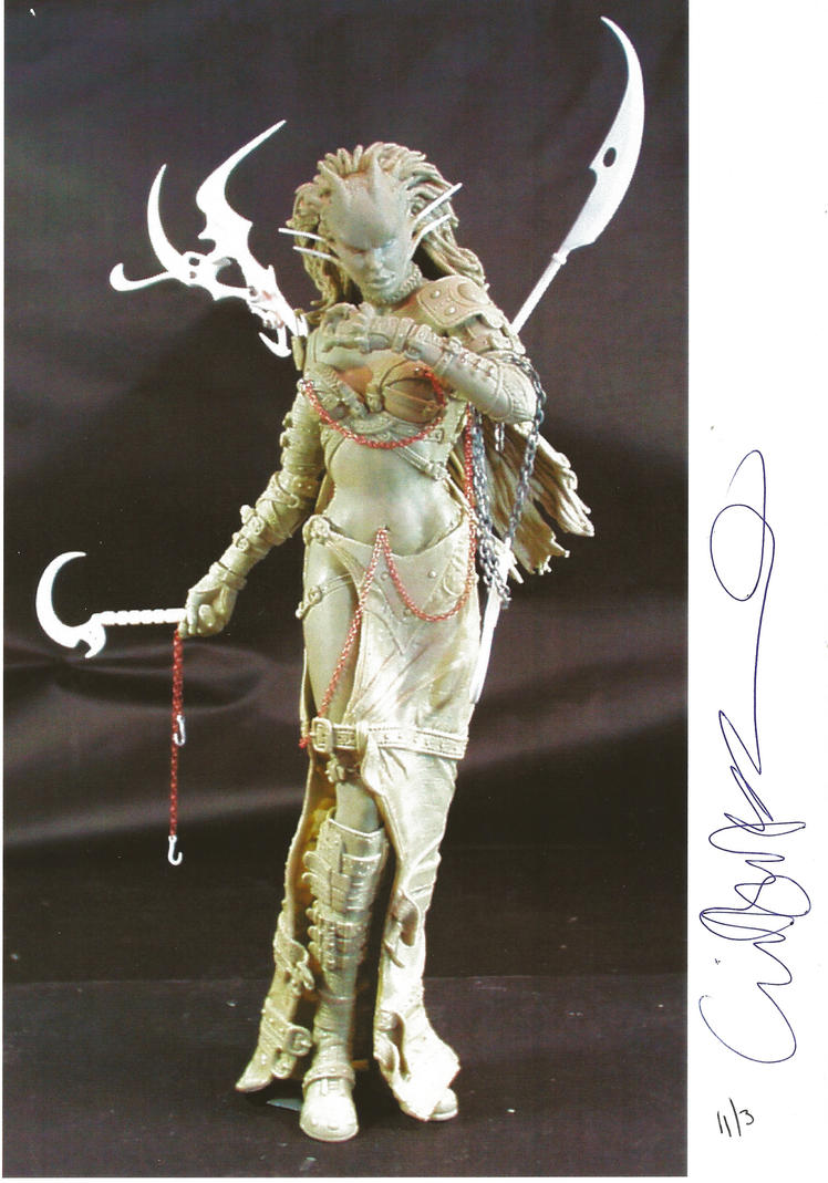 Clive Barker  at 2001 Toy Fair by BLACKPLAGUE1348