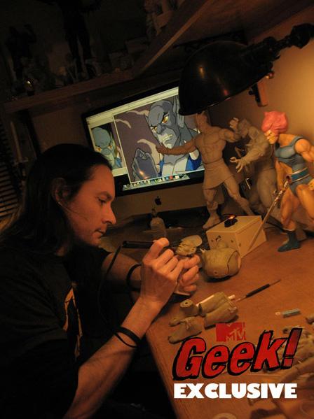 Mtv Geek Thundercats promo 2 by BLACKPLAGUE1348