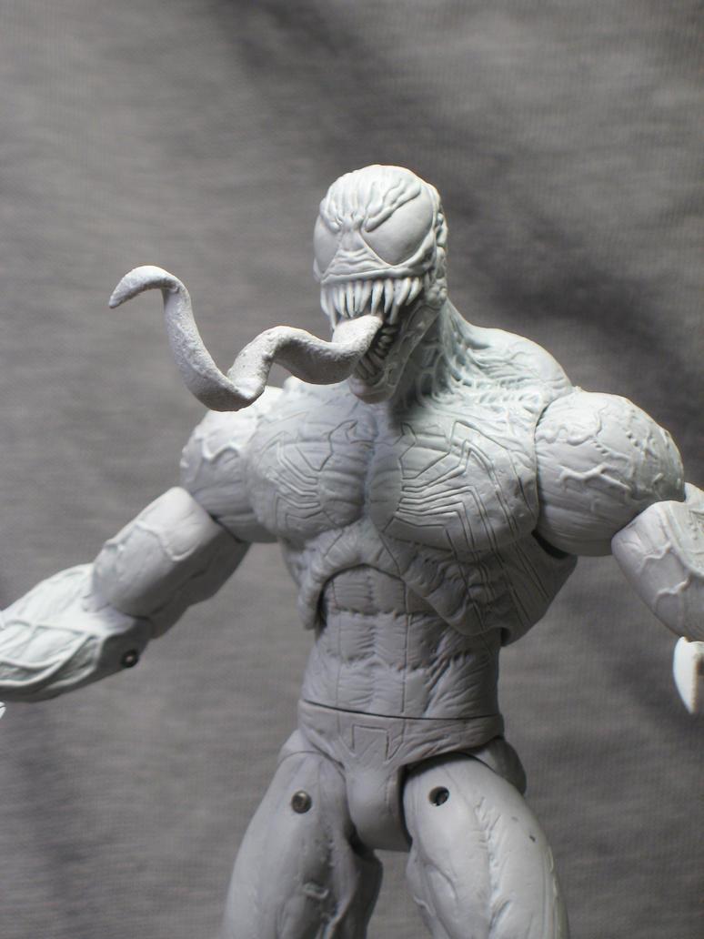 Venom Lethal Protector 5 Marvel 1993