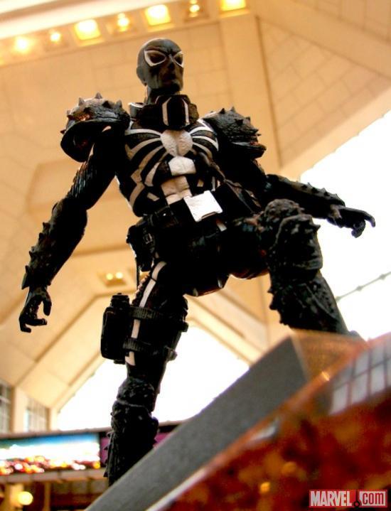Diamond Select Disney X Flash Venom 3 by BLACKPLAGUE1348