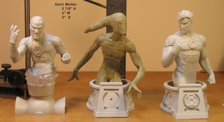 Embrionics 3 Saint Walker 3 by BLACKPLAGUE1348