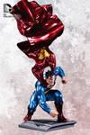 Lee Bermejo Man of Steel 3