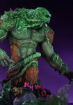 Swamp Thing glamour shot