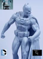 Batman - Earth One by BLACKPLAGUE1348