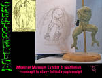 Mothman-anatomy of a monster 1