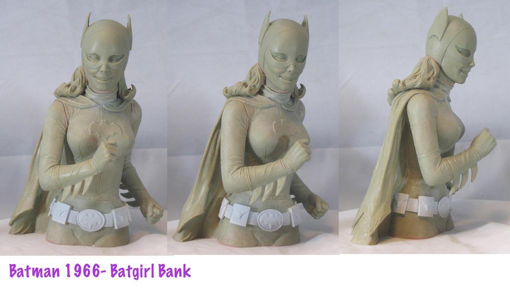 batgirl bank by BLACKPLAGUE1348