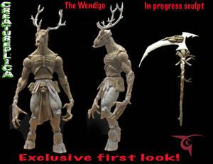 Wendigo first look