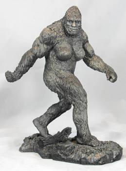 Monster Museum Specimen #3: Bluff Creek Monster