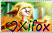 Xifox Stamp by Chloe-Pyon