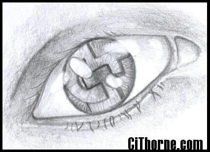 My Logo eye. by Roodypoo911