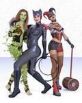 The Gotham Siren Girls