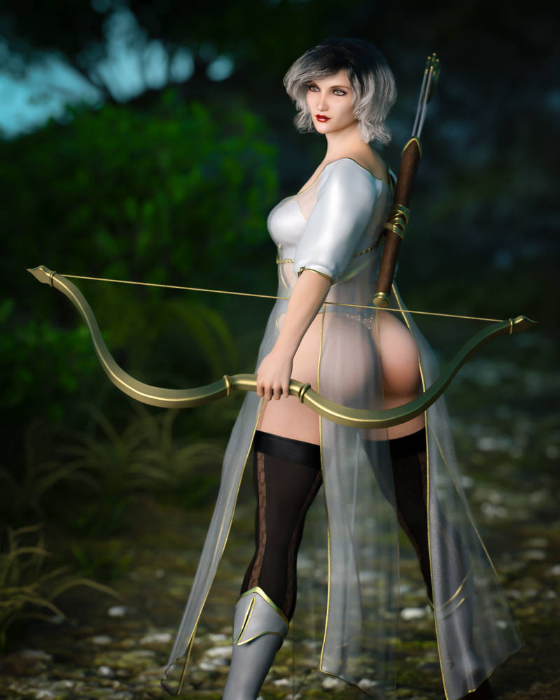 Ethereal Archer Penny