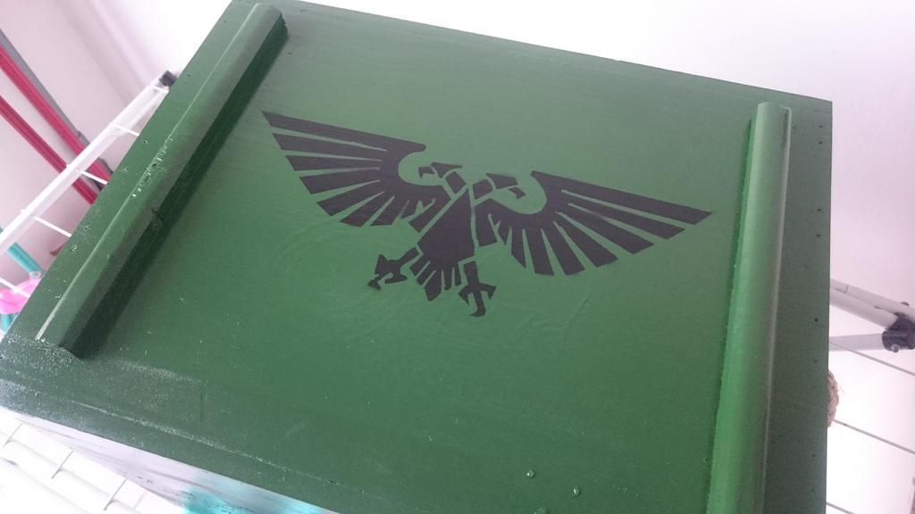 UntitledWarhammer 40k - Ammo box - Part 5 by Marthendal