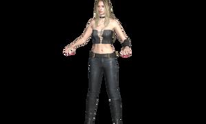 Devil May Cry 5 Trish by anarupanda