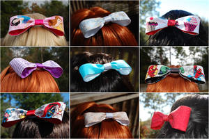 Twinklebat Boutique Hair Bows