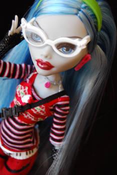 Ghoulia Portrait