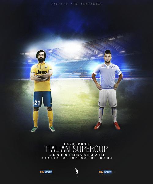 Italian Super Cup by BenciDA