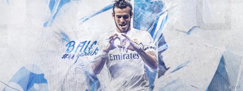 Bale - Real Madrid by BenciDA