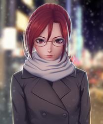 Aozaki Touko by miura-n315