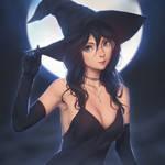 Halloween Tanaka Asuka by miura-n315