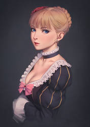 Beatrice by miura-n315