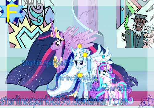 The Future Rulers of Equestria