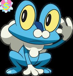 Pokemon Base 60: Froakie
