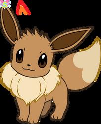 Pokemon Base 23,1: Female Eevee