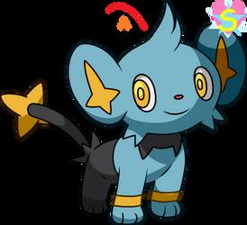 Pokemon Base 61: Shinx