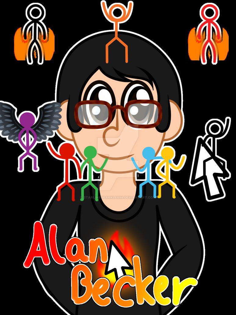 (AVSA) Alan and his Stick Figures