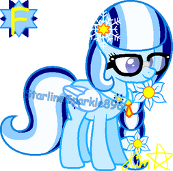 (MLP) Pony Frost-Flake