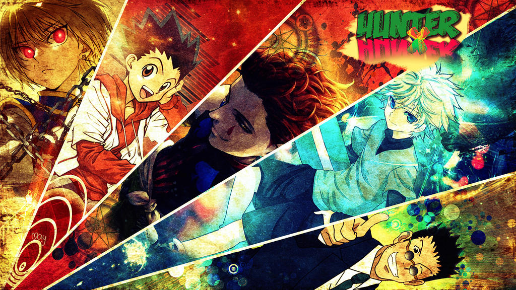 Hunter x hunter wallpapers download free download hunter x hunter wallpapers download voltagebd Gallery