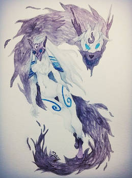 Kindred / League of Legend