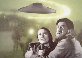 The UFO's Are Coming!
