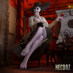Monthly Bonus: Lady Dimitrescu + NSFW Alt