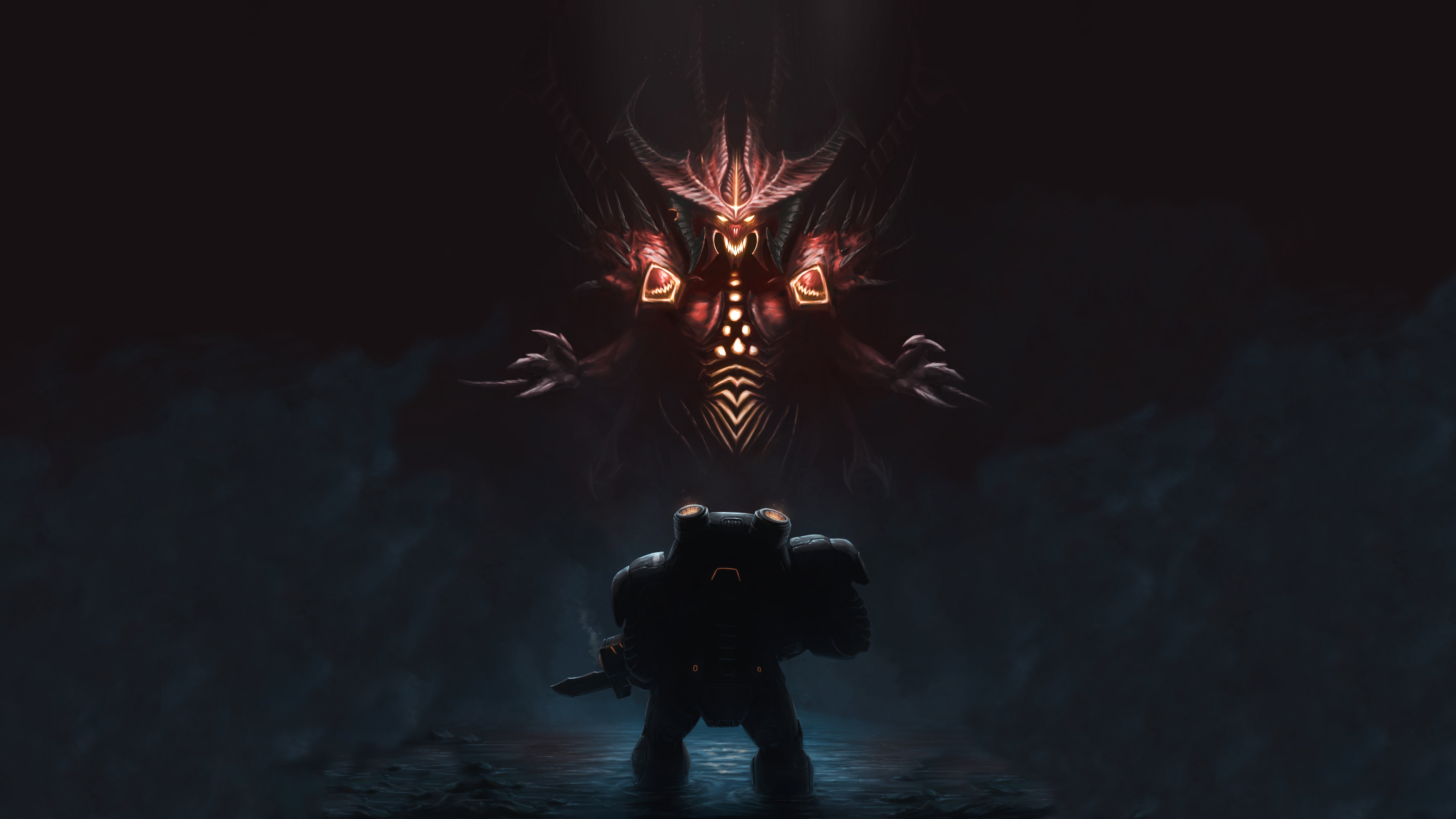 Heroes of the storm wallpaper by moxariapph on deviantart - Heroes of the storm phone wallpaper ...