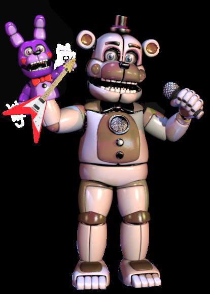 Funtime Original Freddy by Fnaf-Editor-for-life on DeviantArt