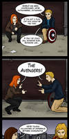 Superheroes on Speed Dial: Avengers Assemble