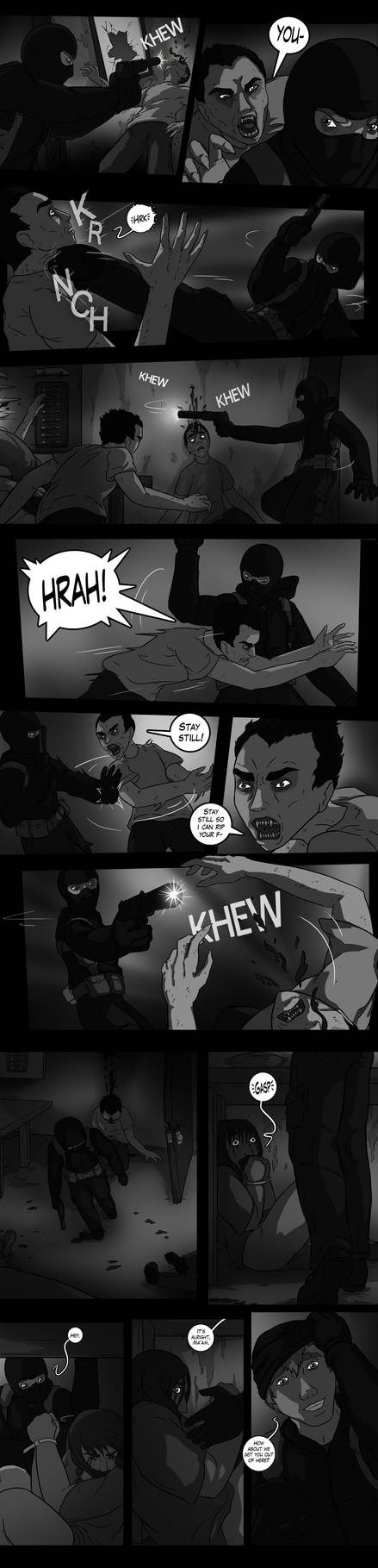 Legio Arcana-Chapter 5: Page 4-6 by bluehorse-rmd