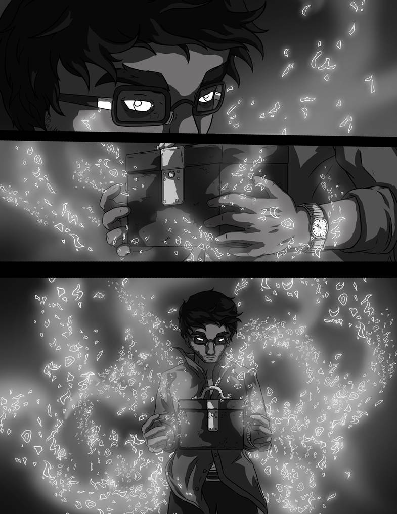 Legio Arcana-Chapter 5: Page 8 by bluehorse-rmd