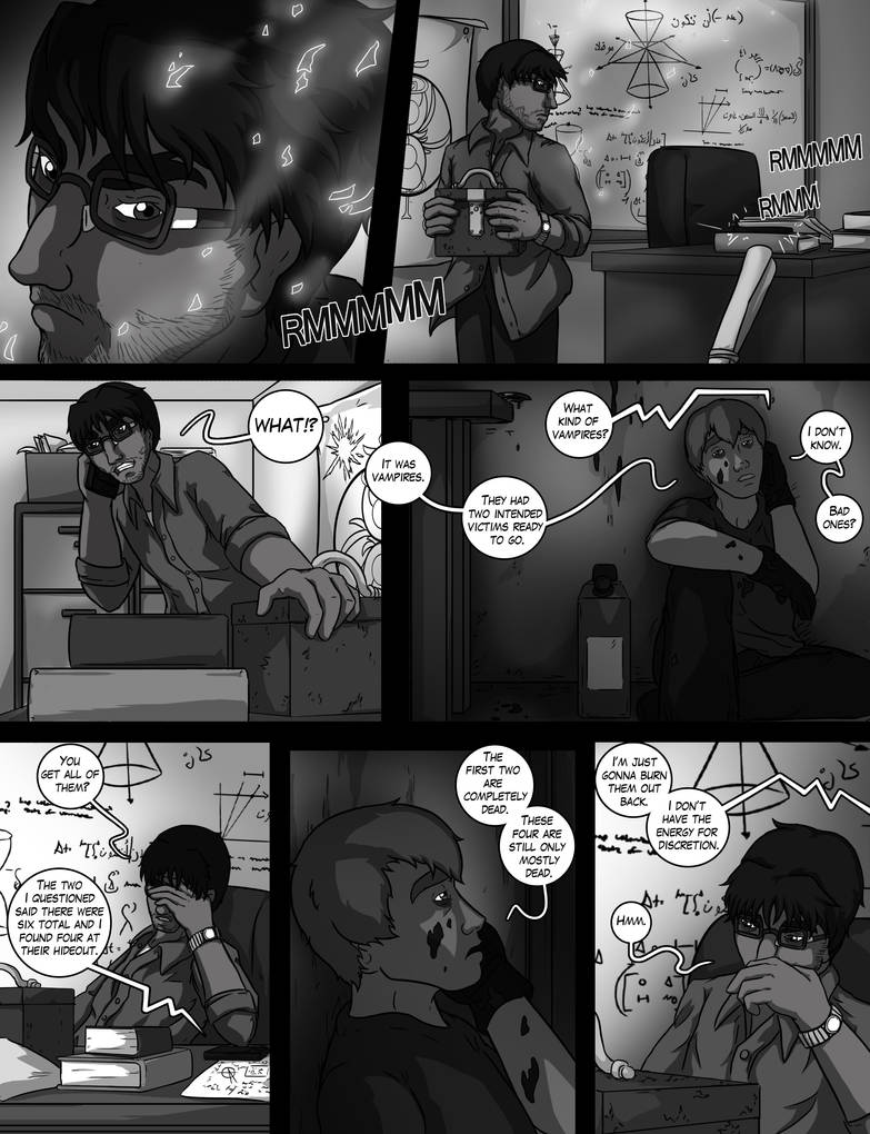 Legio Arcana-Chapter 5: Page 9 by bluehorse-rmd