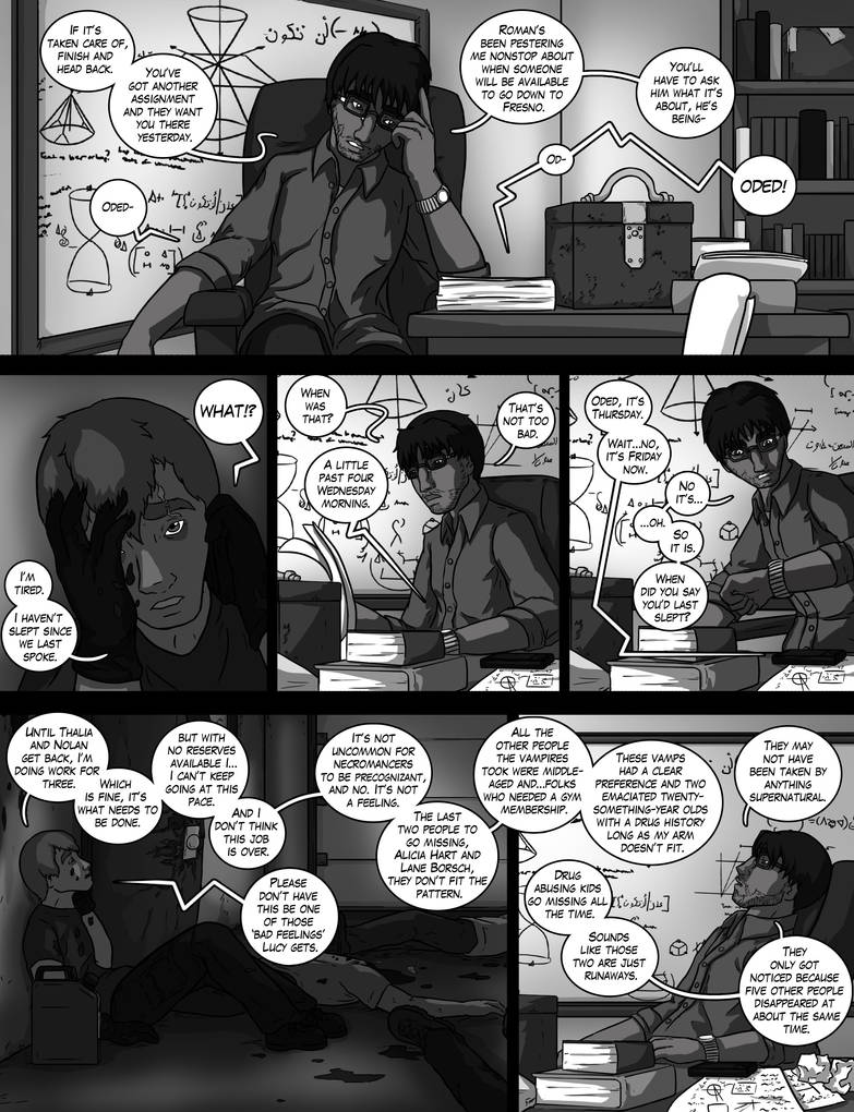 Legio Arcana-Chapter 5: Page 10 by bluehorse-rmd