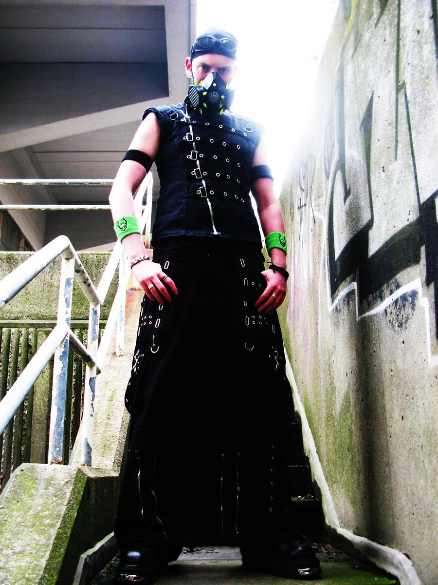 Cyber Goth 19 by RebeccaMassacre