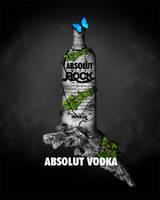 ABSOLUT ROCK by Q-harrr