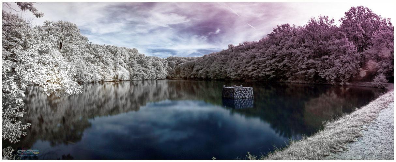 maksimir lake by Q-harrr