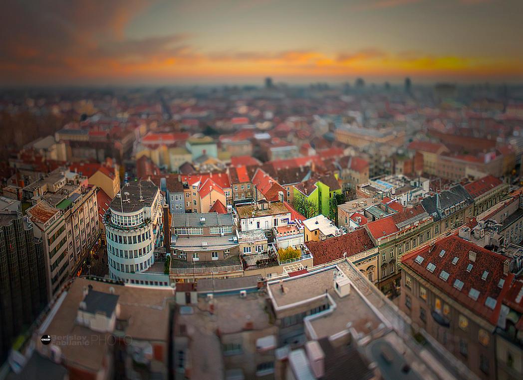 Zagreb Tilt by Q-harrr
