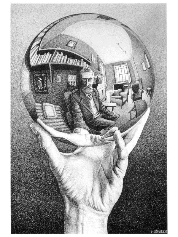 Escher Screensaver