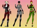 Gotham City Sirens 12