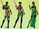 MK9-MK11: Jade Evolution